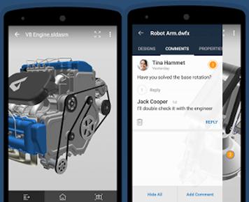 Fusion360-Mobile-App