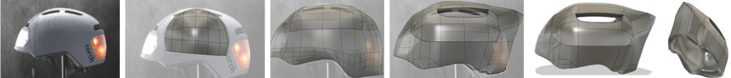 Fusion 360 helma